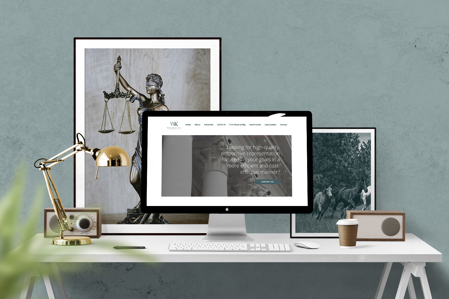 Create your own scene! - in seconds.  Use it for header images, Product mockups, Environment designs etc.  A great way for any creative person to show off their work. In this psd you can create your own fully customizable desk environment where you can display your own, or your clients work. And there is A LOT of different ways to style it.