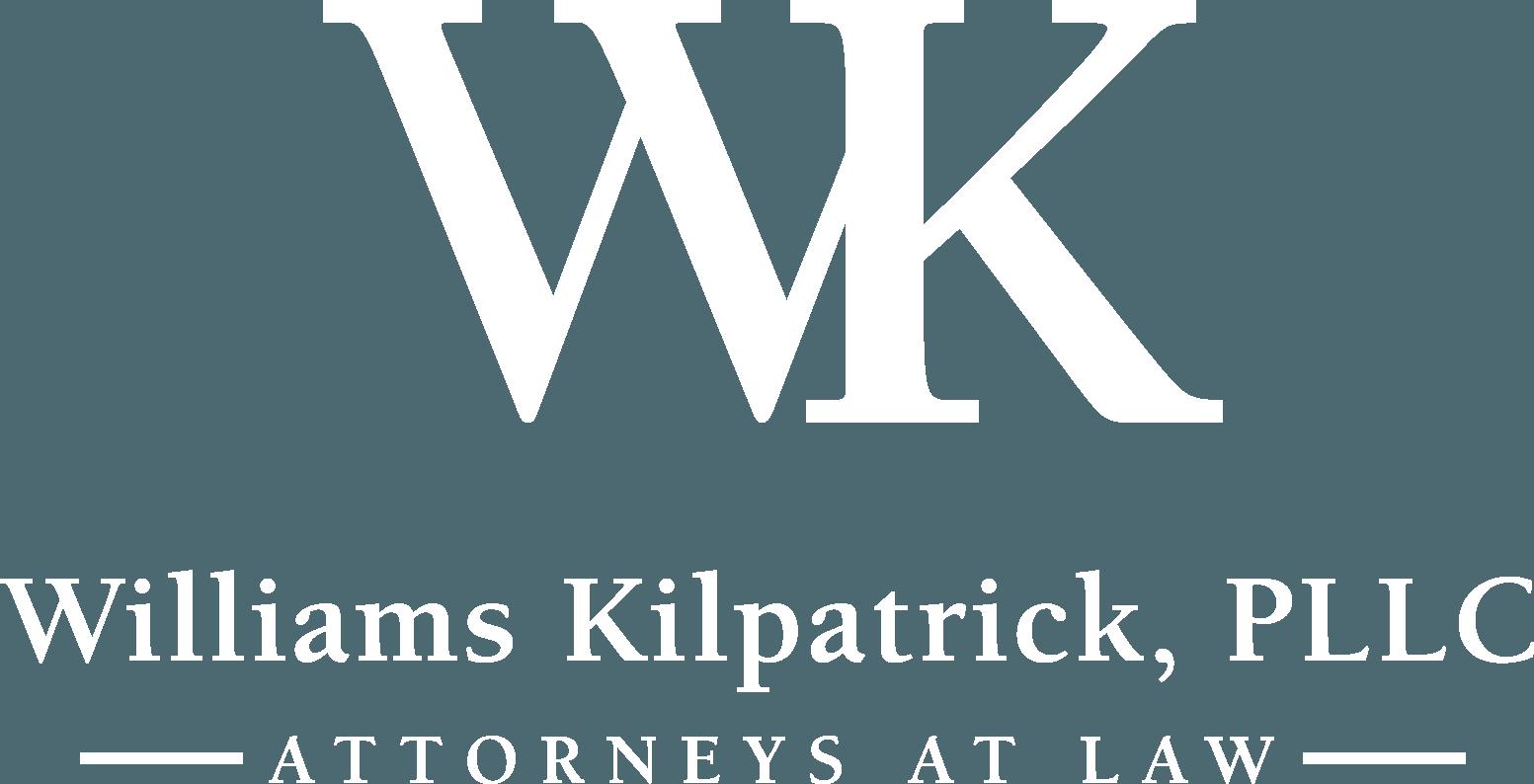 Williams_Kilpatrick_FullLockup_White